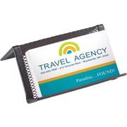 Staples® Metal Mesh Business Card Holder
