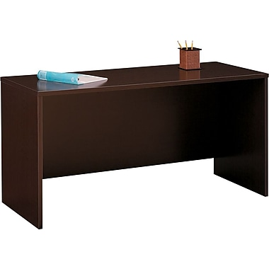 Bush Westfield 60 in Credenza, Mocha Cherry