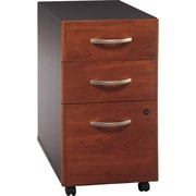 Bush Business Westfield 3Dwr Mobile Pedestal, Hansen Cherry