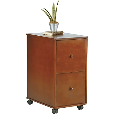 OSP Designs Madison Rolling File Cabinet