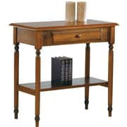 OSP Designs™ Knob Hill 30 Foyer Table, Antique Cherry