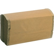 """National Industries for the Blind C-Fold Towels, Natural, 10 1/4"""" x 13"""", 2,400/Bx"""