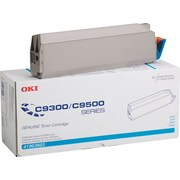 OKI® 41963603 Cyan Toner Cartridge
