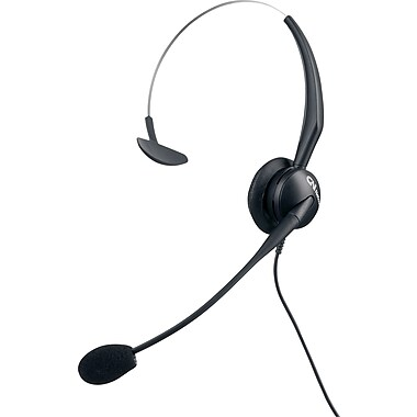 Jabra 2120 Mono, Over head, Noise-cancelling headset