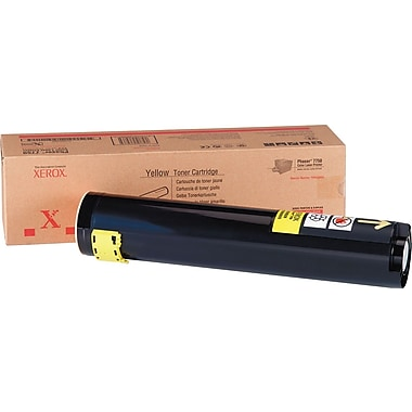Xerox Phaser 7750 Yellow Toner Cartridge (106R00655)