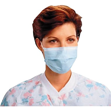 Kimberly-Clark Tecnol Procedure Mask w/ Earloops