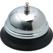 Staples® Chrome-Plated Call Bell