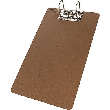 Merangue - Planche à pince avec pince arquée, légal, 9 po x 15-1/2 po