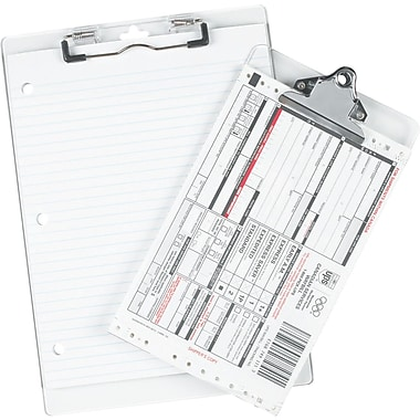 Staples® Plastic Clipboards