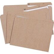 Staples® - Chemises de classement recyclées, coupe droite