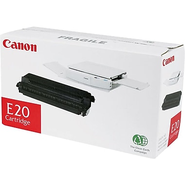Canon® E20 Black Toner Cartridge (1492A002)