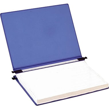 "Acco® Poly Data Binder, 14-7/8"" x 11"", Poly Blue"