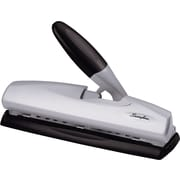Swingline® LightTouch Lever Professional 2- or 3-Hole Punch, 12-Sheet Capacity