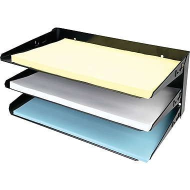 SteelMaster® 3-Tier Steel Organizer, Legal