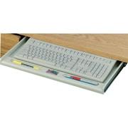 Staples® - Tiroir pour clavier sous le bureau
