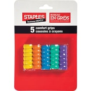 Staples® - Prises confortables, paq./5
