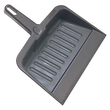 Rubbermaid® Dust Pan, Charcoal