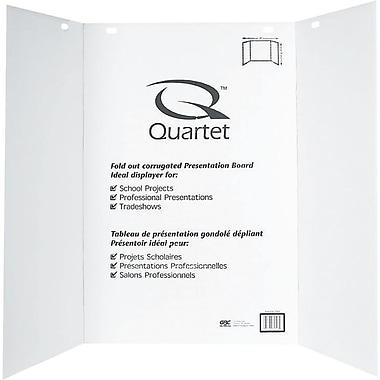 Quartet® - Panneau de projet et de présentation, 48 po x 36 po