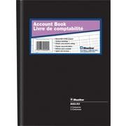 Blueline® A82 Account Book, A82-03, 3 Columns