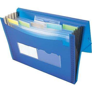 Staples® - Classeur expansible en poly, format lettre