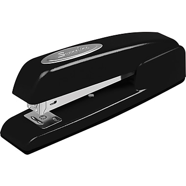 Swingline® 747 Contour Business Professional Stapler, Black, 20-Sheet Capacity
