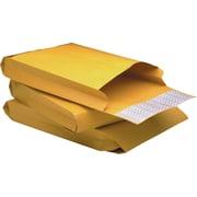 "Quality Park® Envelopes Kraft Expansion 10"" x 15"" x 2"", 25/Box - QuickStrip"