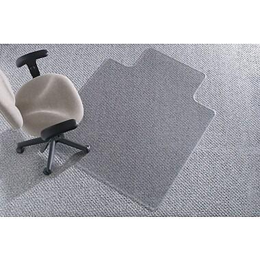 Staples® - Sous-chaise pour tapis à poil moyen/berbère, traditionnel, 45 po x 53 po