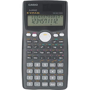 Casio® – Calculatrice scientifique FX991MS PLUS