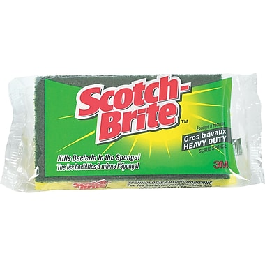 Scotch-BriteMC – Éponges robustes