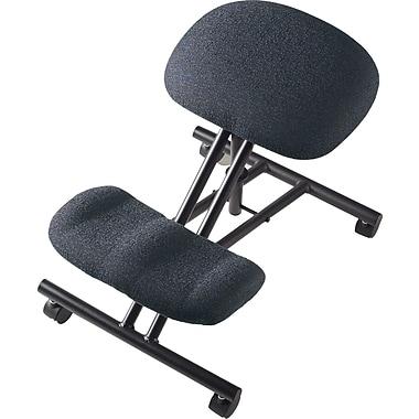 Global® Kneeling Chair, Graphite Grey
