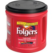 Folgers Ground Coffee, Classic Roast, 920g