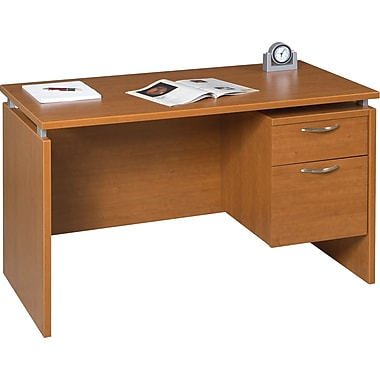 Star Mira Desk, Rustic Cherry