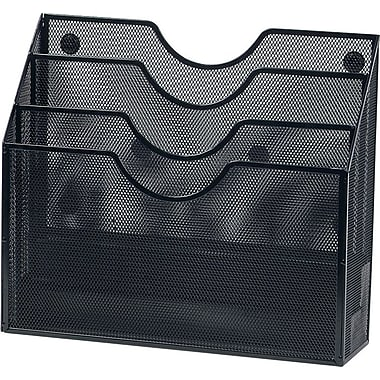 Merangue Magnetic Mesh Organizer, 3-Tier File
