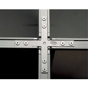 "Bush® ProPanel 66"" X Connector Kit, Light Grey"