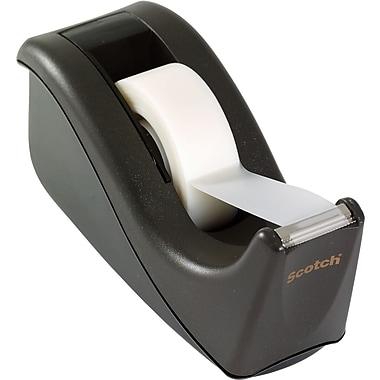 Scotch™ C60 Desktop Tape Dispenser, Black