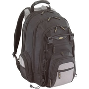 "Targus® TCG650 15.4"" CityGear Laptop Backpack, Black"