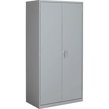 Global® Storage Wardrobe, Grey