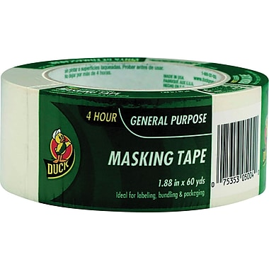 Duck® Masking Tape 1.88in. x 60 Yards