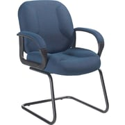 Global Executive Side Chair, Blue
