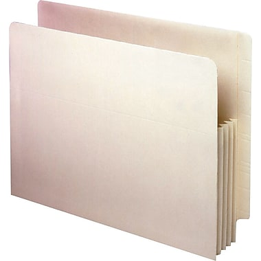 Pendaflex® Manila End-Tab File Pockets, Legal Size