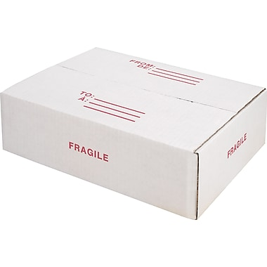 Staples® Mailing Box, 15