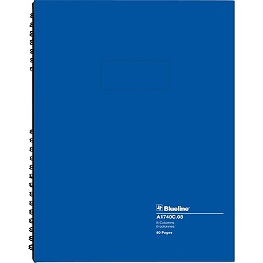 Blueline® A1740C AccountPro Columnar Books