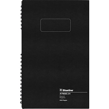Blueline® A790 AccountPro Record Books