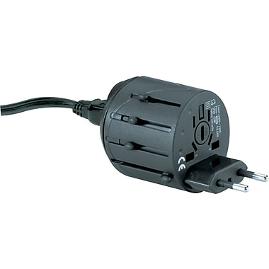 Kensington® Travel Plug Adapter