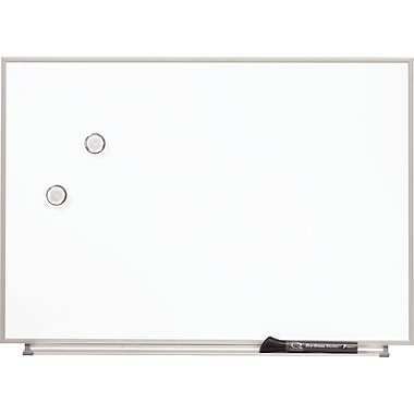 Quartet® Matrix™ Magnetic Dry-Erase Boards, Aluminum Frame