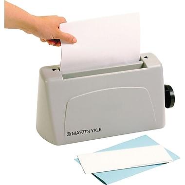 Martin Yale P6400 3-Sheet Dual-Fold Letter Folder
