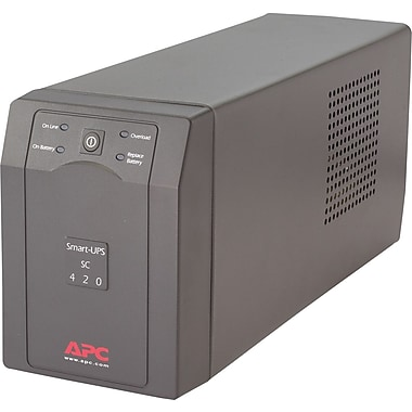 APC® Smart-UPS SC 420VA 120V