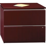 Bush Milano2 2-Drawer Lateral File, Harvest Cherry
