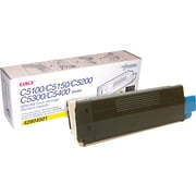 OKI® 42804501 Yellow Toner Cartridge