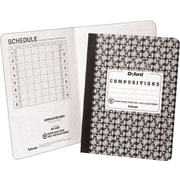 "Oxford Composition Notebook, 9-3/4"" x 7-1/2"""